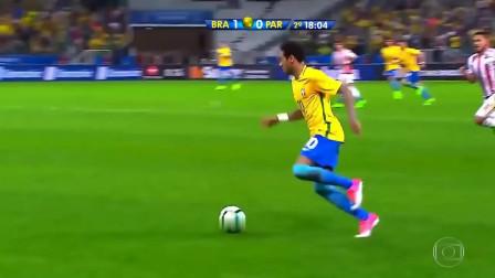 巴西足球时刻-进球集锦!