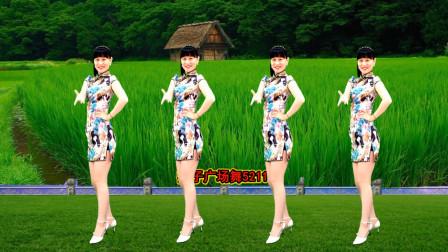 点击观看《燕子广场舞《最爱就是你》这舞蹈真是甜蜜温馨》