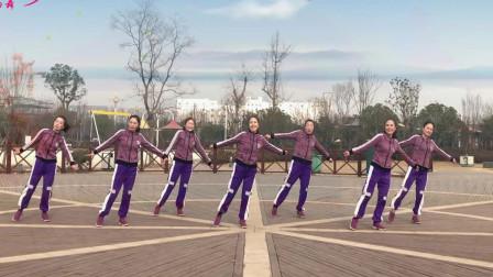 美久广场舞《一晃就老了》16步一步一步教 无基础舞蹈