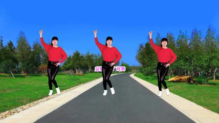 点击观看《益馨广场舞《情深几许》网红32步轻松弹跳健身舞》