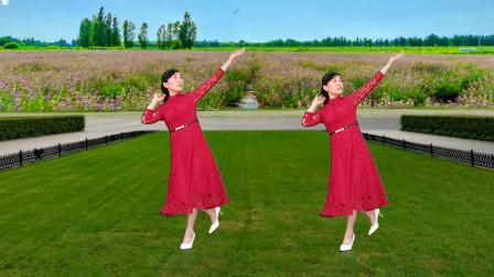点击观看《玫香广场舞《有一种思念叫永远》32步附教学》