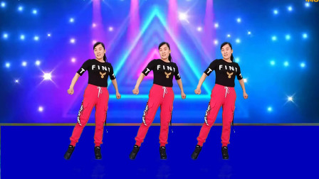 点击观看《玫香广场舞《空城》32步 旋律动感舞蹈》