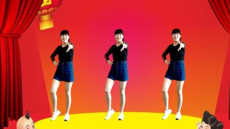 点击观看《阿真广场舞 眉飞色舞32步健身舞正背面加分解》