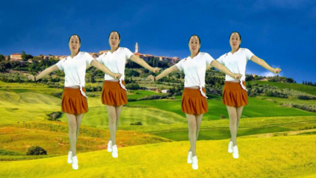 点击观看《姐舞动人生 《牧羊姑娘》青春旋律 魅力舞姿 醉人心扉》