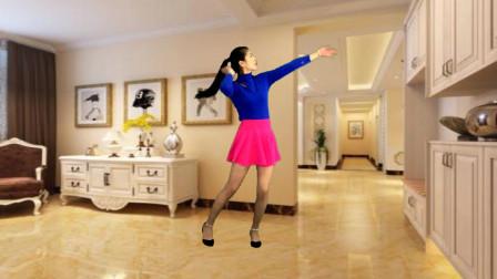 点击观看《鹤塘紫儿广场舞《一个家一个妈》精选32步舞蹈视频》