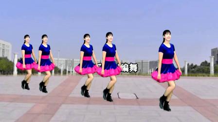 点击观看《阿采广场舞《爱情的力量》减肥健身舞32步》