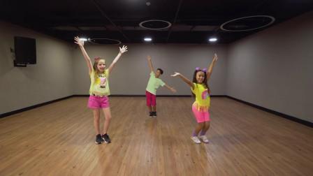 点击观看《简单入门Pique Alto 少儿舞蹈视频教学》