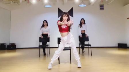 小姐姐舞蹈 导师LISA热舞翻跳青春有你2