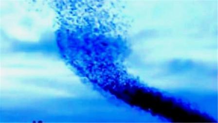 山东天空出现异常现象,现场许多人用手机拍下,这会是什么样征兆?