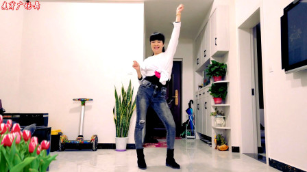 麦芽广场舞《我的姑娘DJ》这姐妹跳得让人称绝