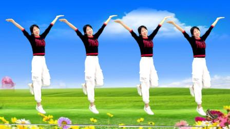 阿采广场舞《无奈的思绪》弹跳舞蹈跳出健康和美丽