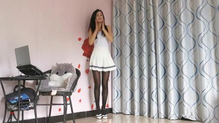 神农舞娘广场舞《一生回味一面》春天跳健身舞就要穿黑丝袜
