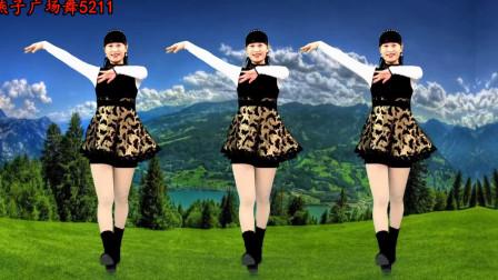精选32步广场舞视频《我从草原来》 舞姿够味!