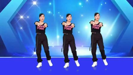 点击观看《玫香广场舞《情花几时开》32步附教学》