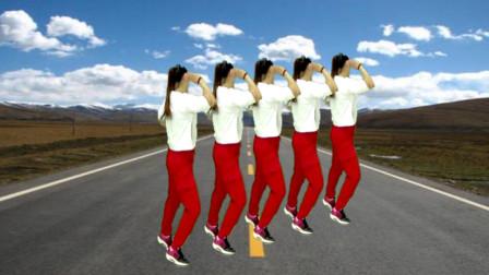 点击观看《姐舞动人生广场舞《长得漂亮不如活的漂亮》舞蹈动感活力》