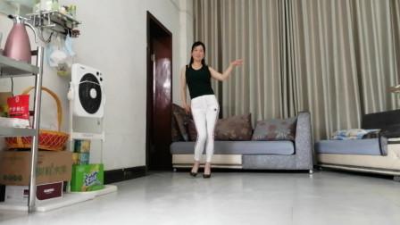 优雅莹莹广场舞 真心相爱 中年舞蹈视频真暖身