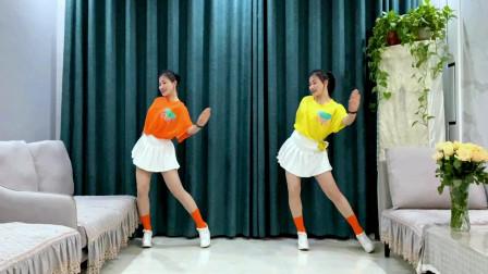青青世界广场舞《慢慢爱》舞蹈教学,简单好学!