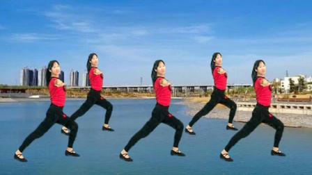 点击观看《阿采广场舞《笑起来真好看》 火的养生健身操》