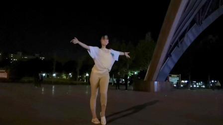 青青世界广场舞《点歌的人》网红舞 跳得太唯美了