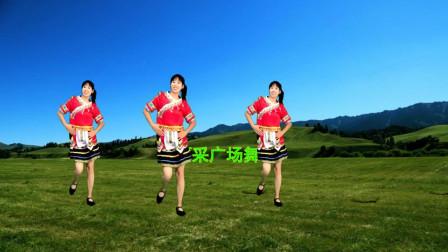 民族舞视频大全《阿西里西》阿采舞蹈表演
