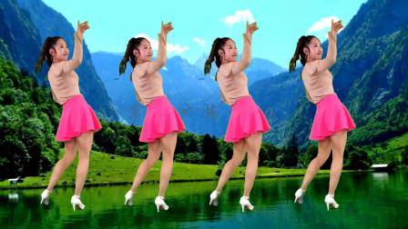点击观看《京京广场舞《青青世界》好看又减肥视频》