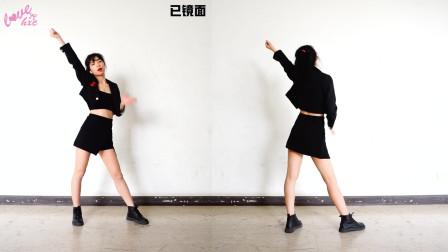 点击观看现代舞教程《Dumhdurum》 小茶镜面慢速口令完整版教程视频
