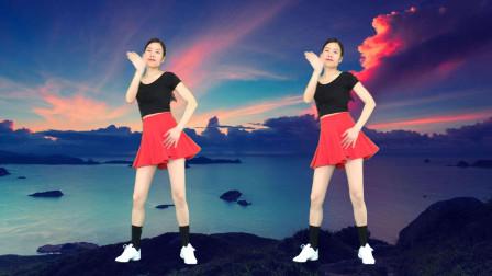精选DJ广场舞《逞强》网红健身舞附分解教学