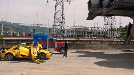 阿辉和他的汽车人伙伴一,擎天柱返回赛博坦,大黄蜂守护能量水晶