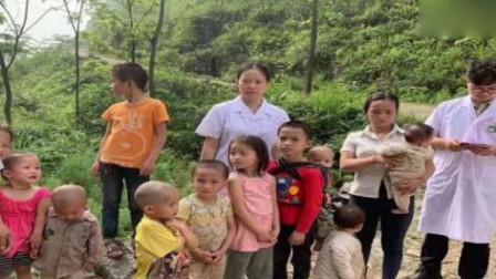 廣西90后夫妻生了9個孩子,靠丈夫打工掙錢養家,即將生第10個