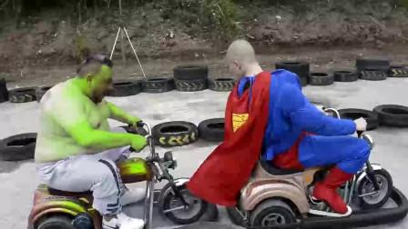 蜘蛛侠:超级英雄游乐园