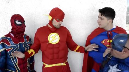 蜘蛛侠:超级英雄VS外星人