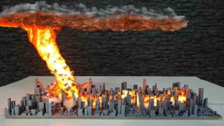 在家中制作灾厄的烈火都市微景,你想拥有吗?一起来见识下!