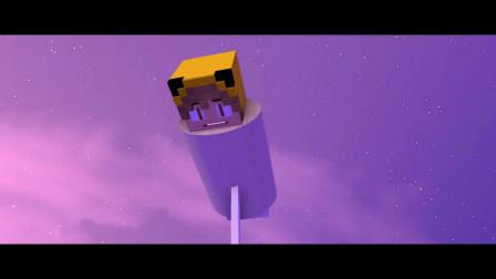 我的世界动画-对决-Pikamations Studio