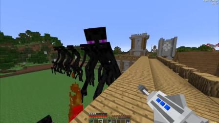 我的世界动画-末影人军团-Spike Minecraft