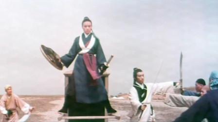 一部52年前的武侠片《掌门人》剧情跌宕起伏,演员演技优秀