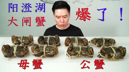 这才是阳澄湖大闸蟹最好的吃法,蟹黄蟹膏爆满,这次又赚大了