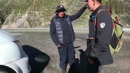 房车西藏自驾游,317国道上停车第一次被赶走,到底是什么原因?