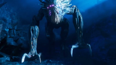 R级科幻动作片《天际浩劫3》终极预告,又打外星人了!