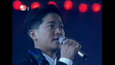 陈百强1991年第三届上海国际音乐节华纳专场音乐会  歌曲联唱