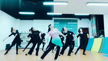 古典舞《月满西楼》完整版,芳华舞蹈A班课堂展示。