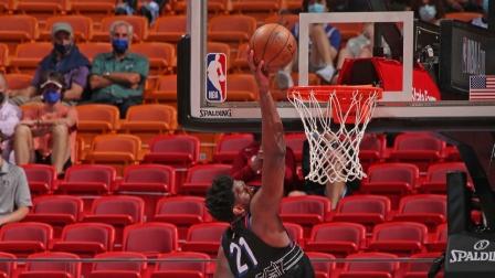 NBA:76人94-106热火 巴特勒21+5