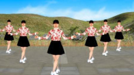 广场舞《祝酒歌》入门水兵舞,轻松学会