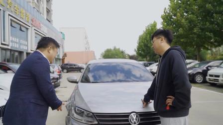 客户在小刘这搞了台车,竟然半年亏了两成