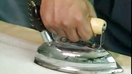 服装裁剪教程-熨烫工艺技法