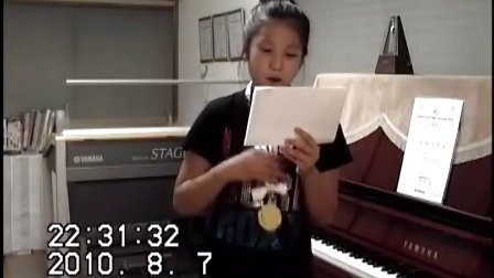 """00后女孩演奏""""Moving Around E""""by Alex Argento,逆天了..."""