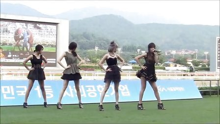 BLADY - Crazy Day _LN黑色长裙热舞