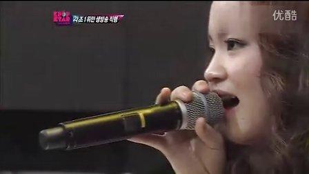 120219 SBS KPOP STAR 李夏怡 - Mercy