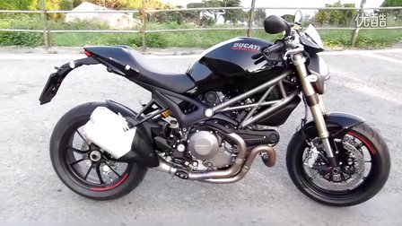 杜卡迪 Ducati Monster 1100 Evo 摩托优德娱乐