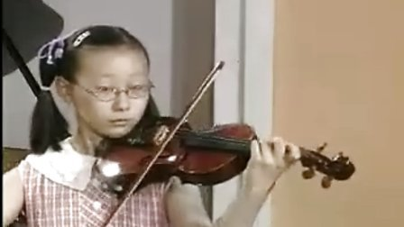 林朝阳小提琴教程 503加沃特舞曲