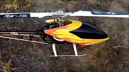 明達 M3D-600 V2 遙控直升機飛行影片